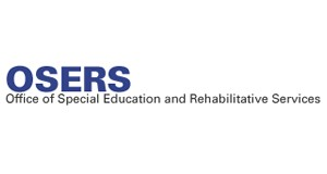 office of special education and rehabilitative services logo
