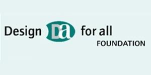 design for all foundation logo