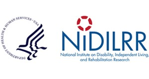 us dept of health and human services logo next to nidilrr logo as representative of the rercs