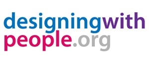 designing with people logo
