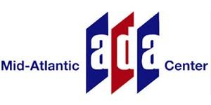 mid-atlantic ada center logo