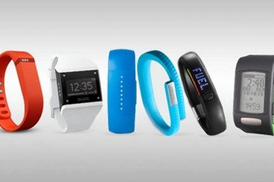 Variety of Fitness Bands