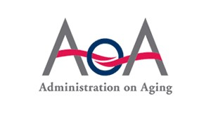 administration on aging logo