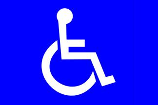 wheelchair accessibility symbol