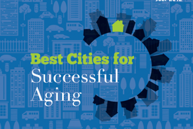 Best Cities for Successful Aging Report cover