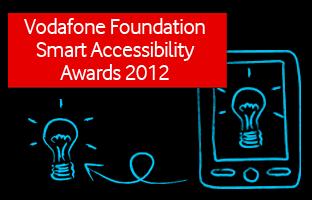 vodafone foundation smart accessibility awards 2012 image