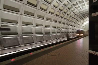 washington dc subway station