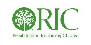 Rehabilitation Institute of Chicago (RIC) logo