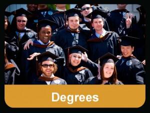 degrees button