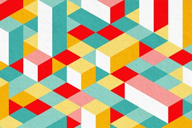 geometrical pattern illustration