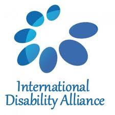 international disability alliance logo