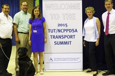 attendees of the National Transport Summit