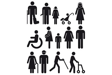 universal design graphic