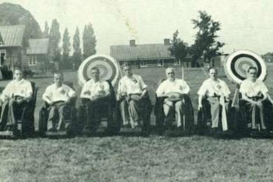 archers at stoke mandeville