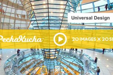 Pecha Kucha Universal Design University at Buffalo