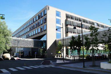 St. Olav's Hospital in Trondheim