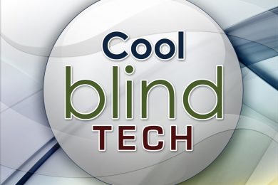 Cool Blind Tech Logo
