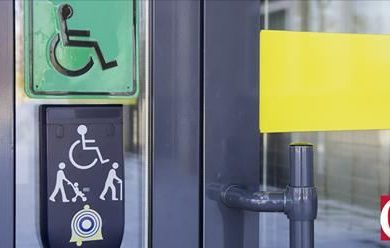Accessibility signage