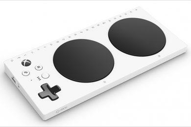 The Xbox Adaptive Controller