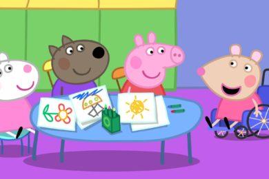 Peppa Pig Illustration