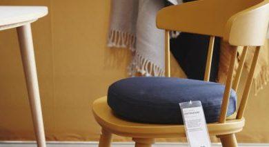 OMTÄNKSAM chair - shown at Democratic Design Days