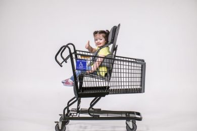 These carts are now available at all Wegmans stores.