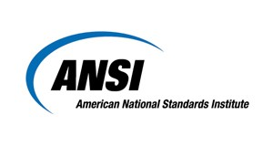 american national standards institute logo
