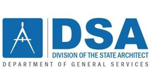 division of the state architect logo