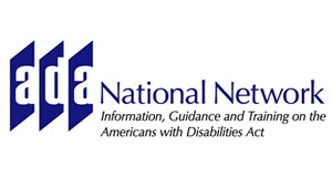 the national network of americans with disabilities act (ada) centers logo