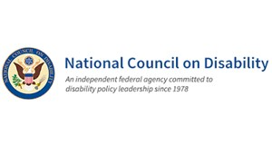 national council on disability logo