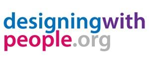 designing with people logo