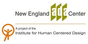 new england ada center logo