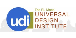 ron mace universal design institute logo