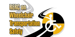 rerc on wheelchair transportation safety logo