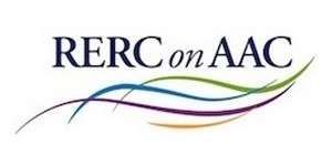 Rehabilitation Engineering Research Center on Augmentative and Alternative Communication logo