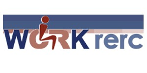 RERC on Workplace Accommodations logo