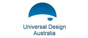 universal design australia logo