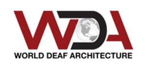 world deaf architecture logo