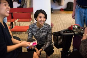 Grace Jun is the executive director of Open Style Lab